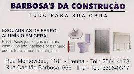 BARBOSA'S Construção