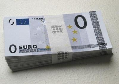 Euro: le nuove banconote