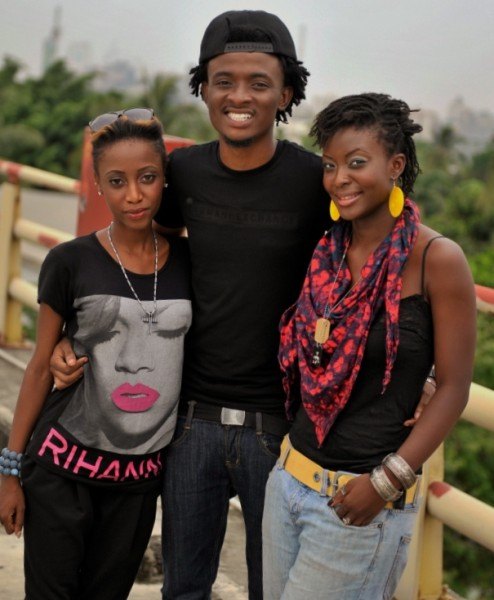 Nigeria's Ehizojia Okoeguale wins MTV VJ Search