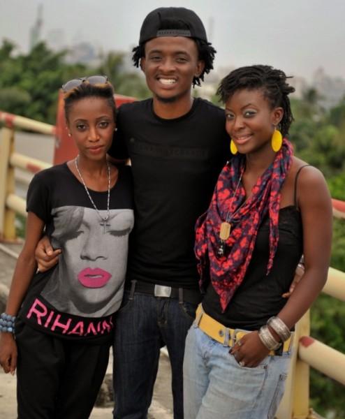 Nigeria's Ehizojia Okoeguale wins MTV VJ Search
