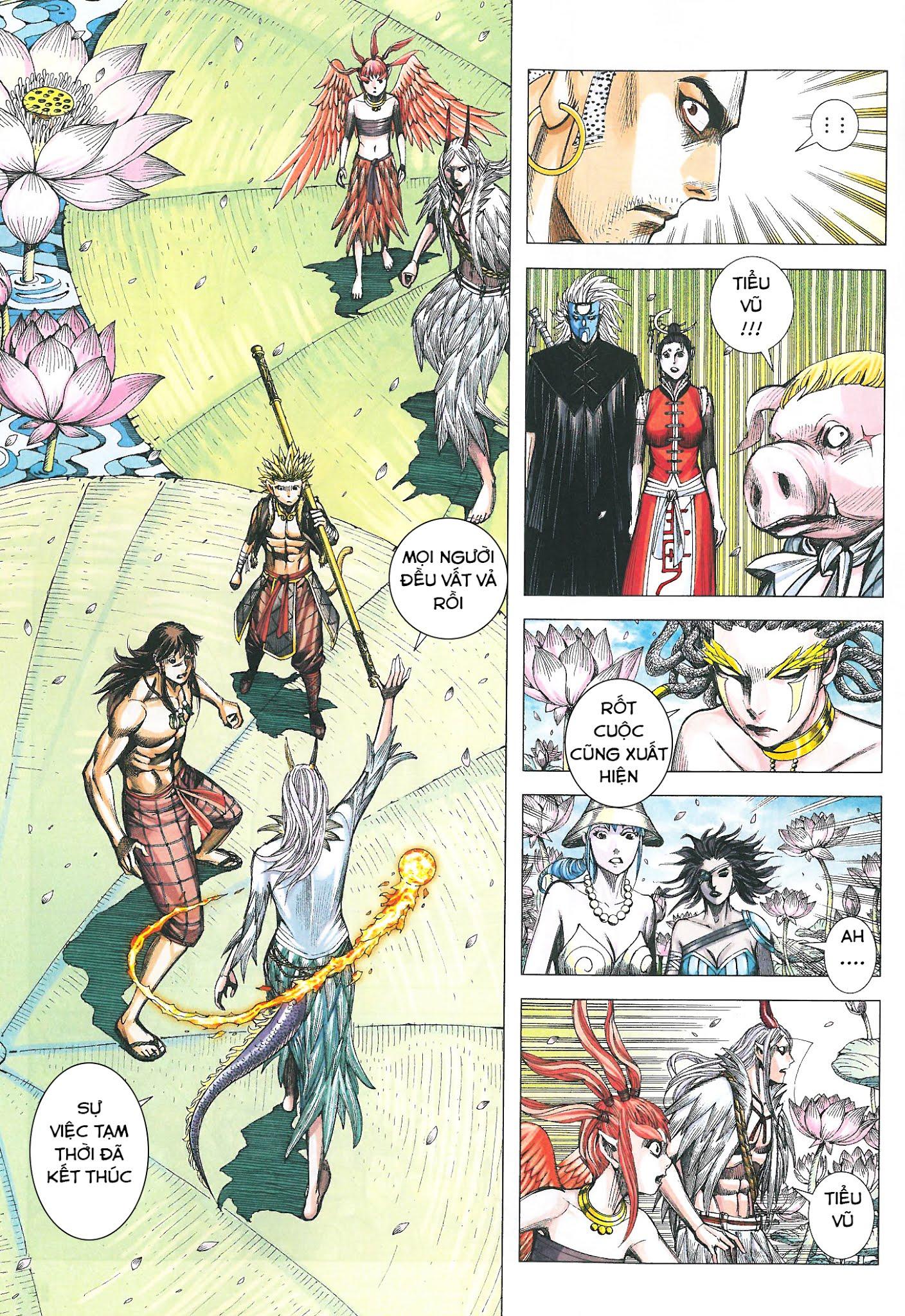 Tây Du chap 181 - Trang 19