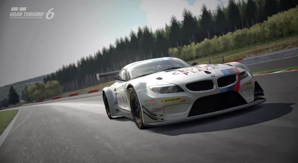 Game Balap GT6 Tampilkan Sirkuit di Australia