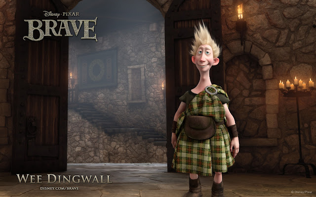 Wee Dingwall - Brave