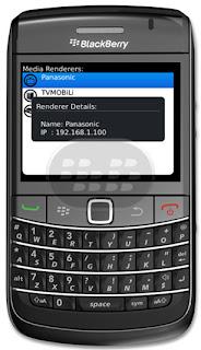 EnefceDMS (BETA) es una versión básica de UPnP / DLNA servidor de medios para sus teléfonos BlackBerry. Navegar a través de fotos y reproducir los archivos MP3 almacenados en el teléfono BlackBerry de los dispositivos DLNA (TV, PS3 y más) en su red WiFi doméstica. Una conexión WiFi activa es necesaria para que la aplicación funcione. Actualmente es compatible con todos los dispositivos que ejecutan el dispositivo BlackBerry OS5.0, OS6.0 y OS7.0. Características compatibles: Examinar imágenes, reproducir archivos MP3 a fuentes externas de representadores medios de comunicación (por ejemplo, DLNA TV, Playstation 3 y más). Los formatos de archivo de