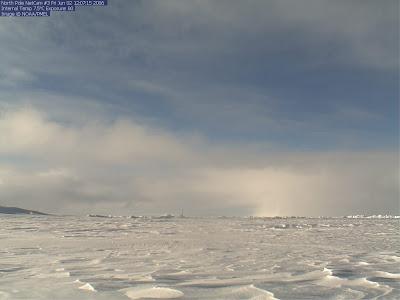 Polo Norte: derretimento de geleiras teria efeito planetário imperceptível