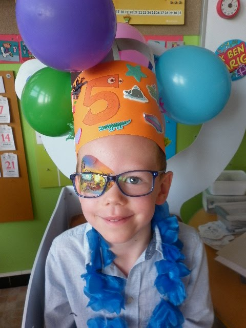 Ylio wordt 5 jaar!