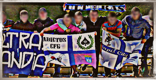Ultras Gandia. Since 2006.