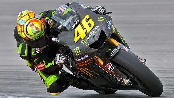 Valentino Rossi Akan Pensiun Dari MotoGP Setelah Musim 2014