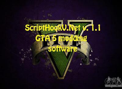 Baixar plugin Script Hook V .NET Para GTA V