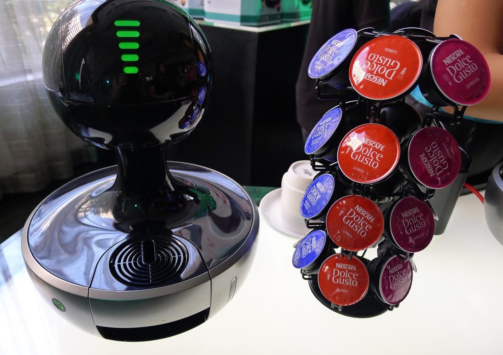 The New Nescaf 233 Dolce Gusto Drop Tina Villa
