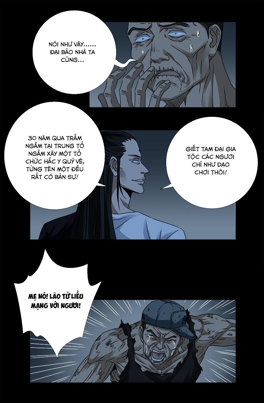 Giới Ma Nhân Chapter 313 - Hamtruyen.vn