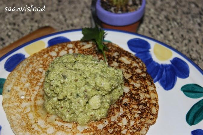 Kobbari Mamidikaya Pachadi/Coconut Mango Chutney