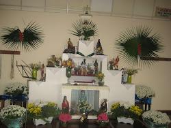 O Altar Sagrado