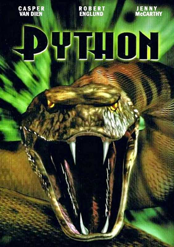 Python  2000 720p x264 Esub DVD  Dual Audio English Hindi GOPISAHI