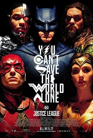 Filme Liga da Justiça - Legendado 2017 Torrent