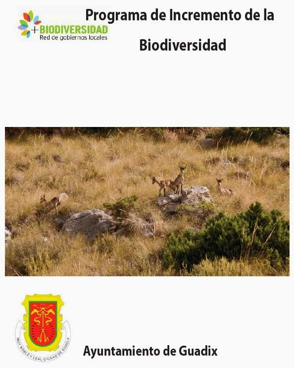 DESCÁRGA AQUÍ EL PROGRAMA +BIODIVERSIDAD DE GUADIX