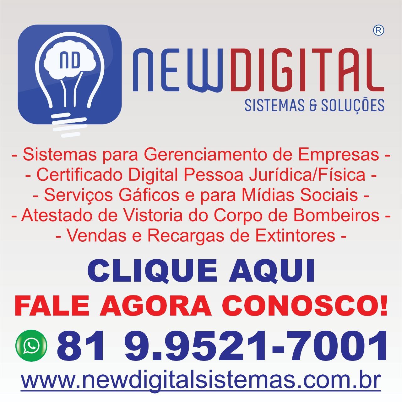 New Digital Sistema e Soluções