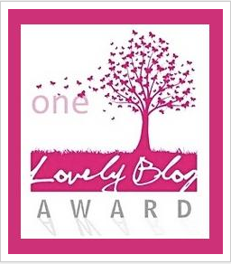 6 Premios One Lovely Blog Award