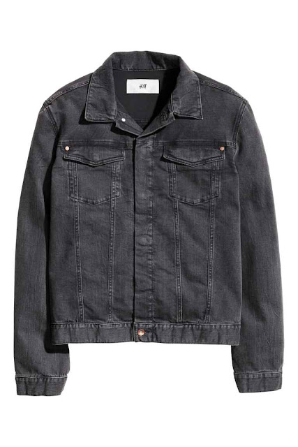 h&m david beckham veste jeans