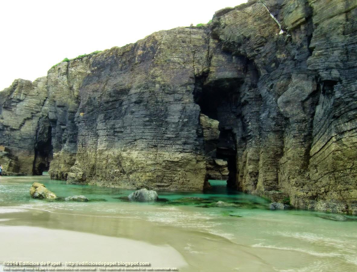 Playa de las Catedrales 4