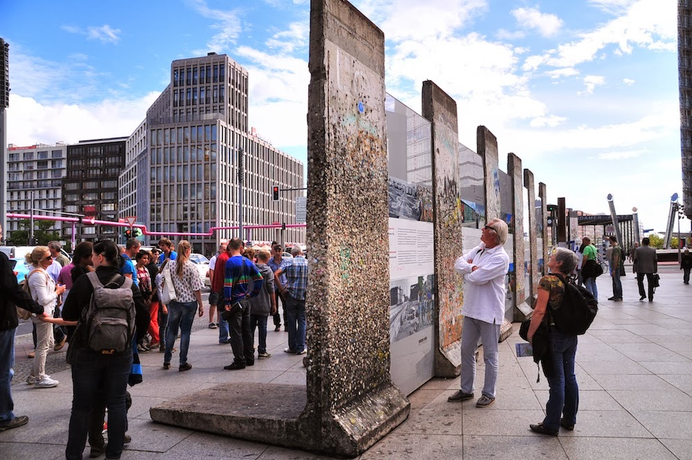 ベルリンの壁の一部