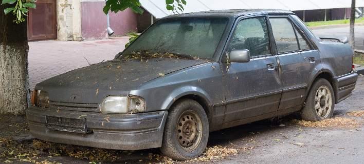 Ξέχασε πού πάρκαρε το αυτοκίνητό του και το βρήκε μετά από 20 χρόνια