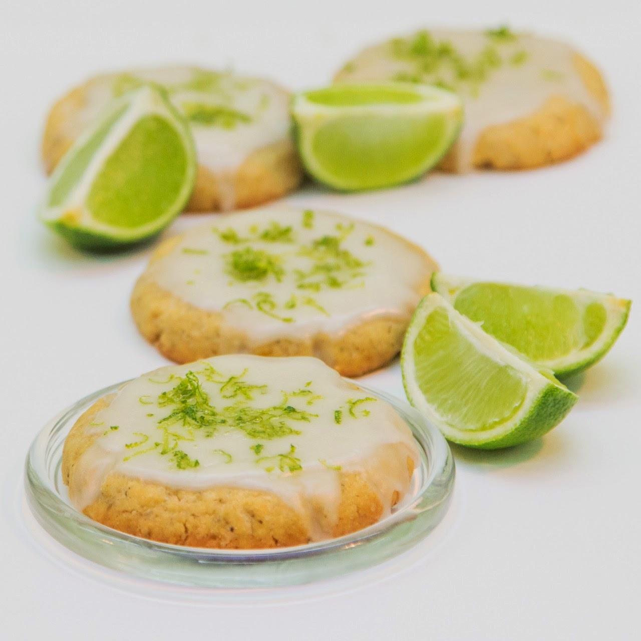 Лимонно мятное печенье рецепт