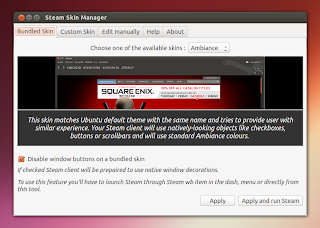 Steam Skin Manager