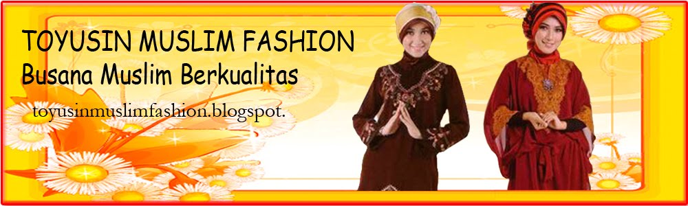TOYUSIN Muslim Fashion