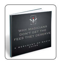 Magicians Prices and Fees - Free ebook
