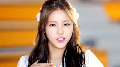 AoA Heart Attack Hyejeong