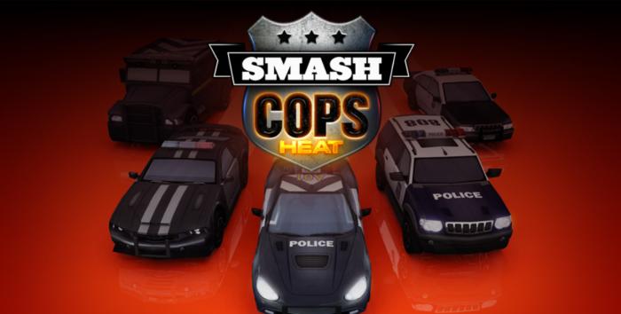 Smash Cops Heat v1.10.06 APK Mod