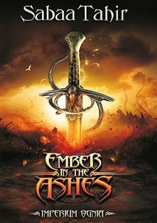 "#78 Recenzja książki ""Ember in the Ashes. Imperium ognia""  Sabaa Tahir"