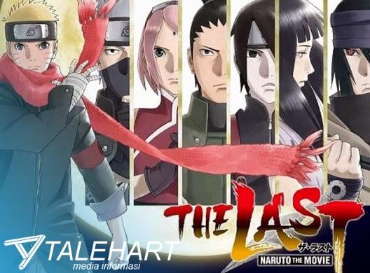 Inilah Film Terakhir Naruto 'The Last Naruto The Movie'