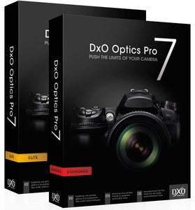 DxO Optics Pro v7.0.0 Rev 23357 Build 913 Elite Edition