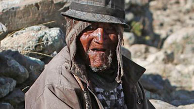 Orang Tertua di Dunia Carmelo Flores Laura