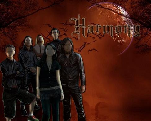 Image Harmony Band Gothic
