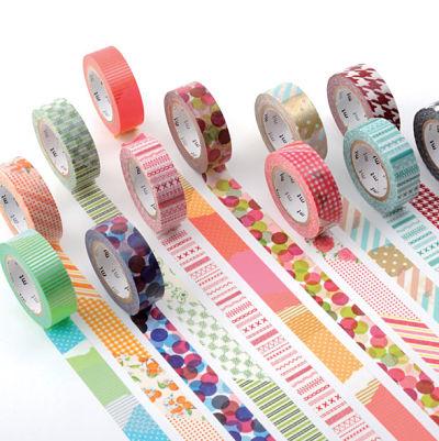 Cintas de washi tape
