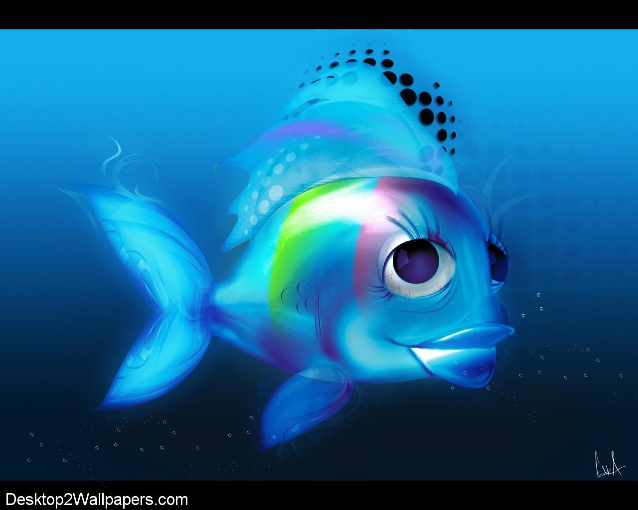 Fish Wallpapers Screensaver
