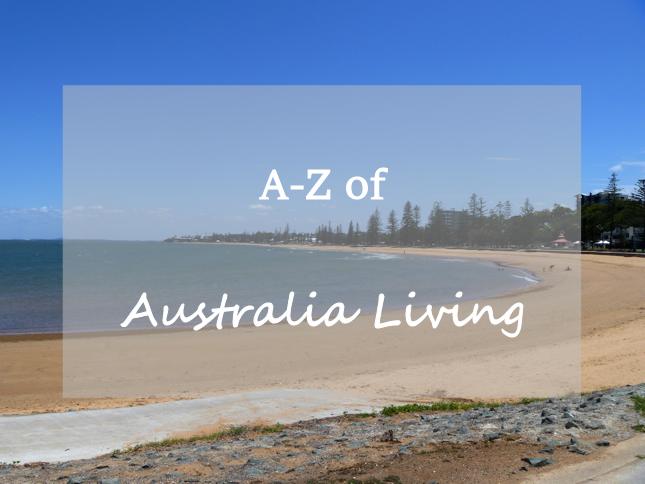 A-Z of Australia Living