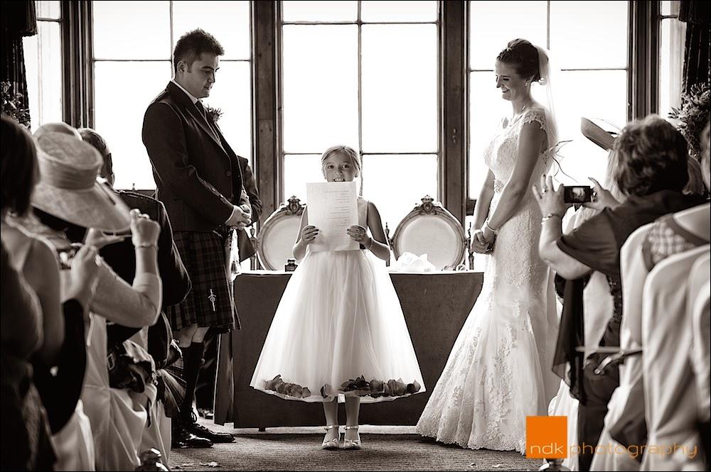 Mar Hall Hotel Wedding Photography