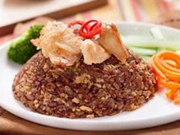 nasi goreng beras merah i kuliner resep memasak nasi goreng
