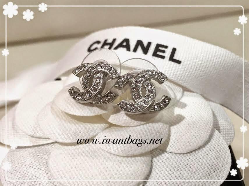 Chanel Earrings ~New Arrival !!!
