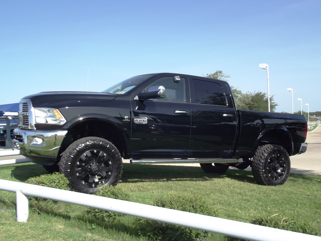 Tricked Out new 2012 Dodge Ram 2500 LONGHORN Edition ...