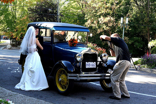 Special Occasions - Why a Chauffeur Driven Car