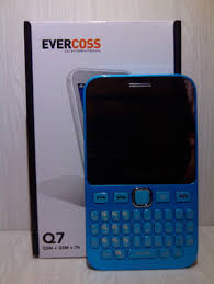 Evercoss Q7 Spesifikasi dan Harga
