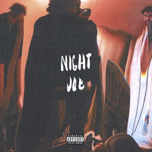 Bas - Night Job (Feat. J. Cole)