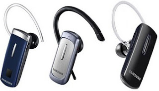 Samsung Bluetooth headsets HM1610, HM3600 and Modus 6450 unveiled