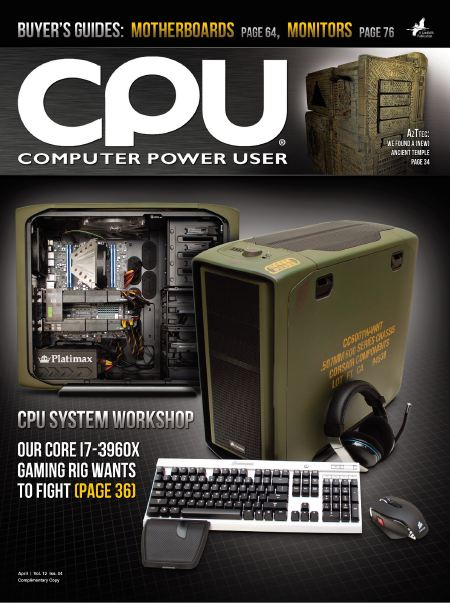 Computer Power User 2011 Full Year Collection e-Book PDF-NoGrp