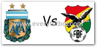 Ver Argentina Vs Bolivia Online En Vivo